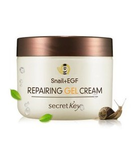 Secret Key Snail Repairing Gel Cream, 50 g