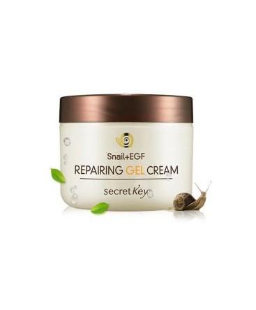 Secret Key Snail Repairing Gel Cream, 50 g