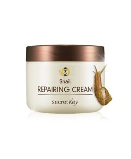 Secret Key Snail Repairing Cream, 50 g