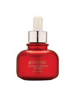Secret Key Syn Ake Anti Wrinkle & Whitening Ampoule, 30ml