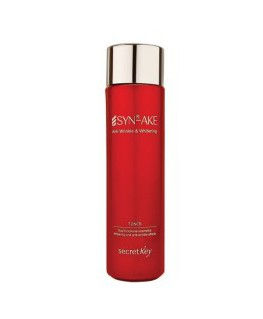Secret Key Syn Ake Anti Wrinkle & Whitening Toner, 150 ml