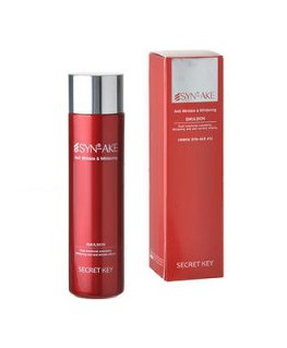 Secret Key Syn Ake Anti Wrinkle & Whitening Emulsion, 150ml