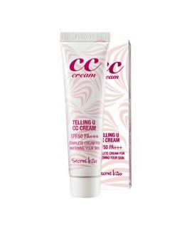 Secret Key Telling U CC Cream SPF50PA+++ 30ml