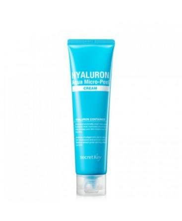 Secret Key Hyaluron Aqua Micro-Peel Cream 70g
