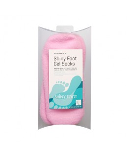 Tony Moly Shiny Foot Gel Socks 1pack (2pcs)