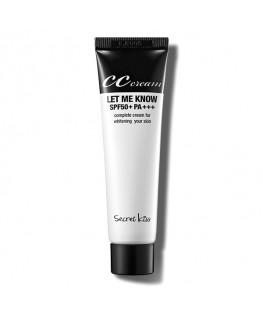 Secret Key Let Me Know CC Cream SPF50PA+++, 30 ml