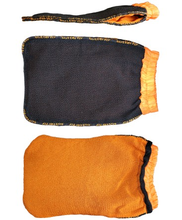 Мочалка - пилинг для тела