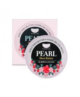 Koelf Pearl & Shea Butter Eye Patch 1pack(60pcs)