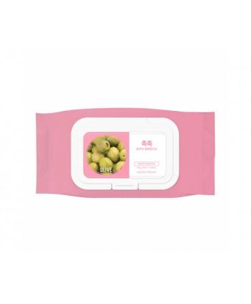 Holika Holika Daily Fresh Olive Cleansing Tissue 300g (60pcs)