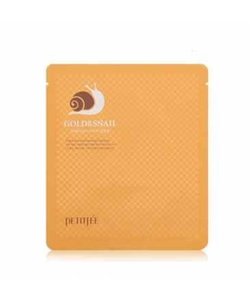 Petitfee Gold & Snail Hydrogel Mask Pack