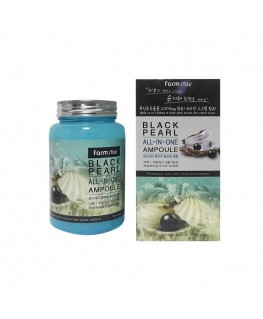 Farm Stay Black Pearl All In One  Ampoule 250ml