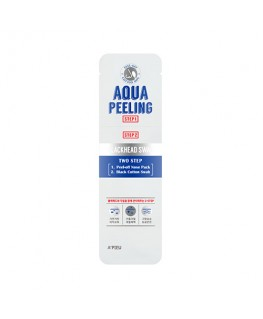 A`PIEU Aqua Peeling Blackhead Swab Two Step