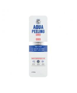 A`PIEU Aqua Peeling Blackhead Swab Two Step