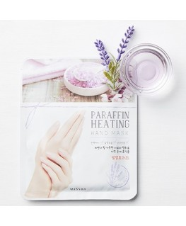 Missha Paraffin Heating Hand Mask - 1pcs