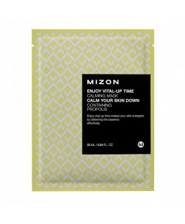 Mizon Enjoy Vital-Up Time Calming Mask