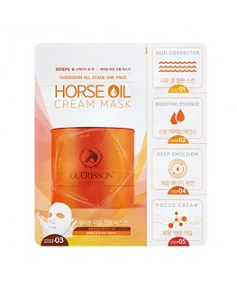 Guerisson All Stage One Pack Horse Oil Cream Mask (5 Step)