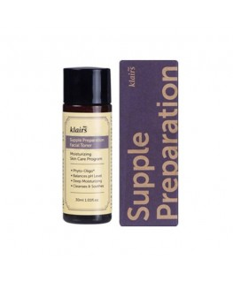 Klairs Supple Preparation Toner, 30ml