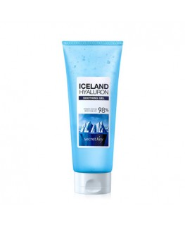 Secret Key Iceland Hyaluron Soothing Gel 200ml