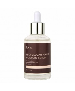 iUnik Beta Glucan 100% Power Moisture Serum 50ml