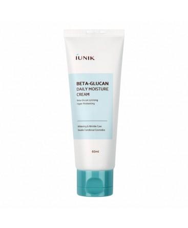 iUnik Beta-Glucan Daily Moisture Cream 60 ml