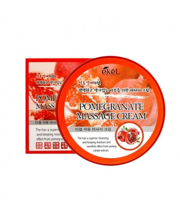 EKEL Pomegranate Massage Cream 300 ml