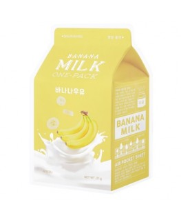 A´PIEU Milk One-Pack Banana Milk