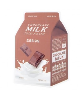 A'PIEU Milk One-Pack Chocolate Milk