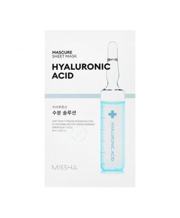Missha Mascure Mascure Hydra Solution Sheet Mask