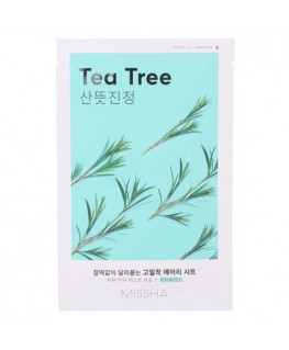Missha Airy Fit Sheet Mask Tea Tree