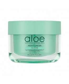 Aloe Soothing Essence 80% Moist Cream 100 ml