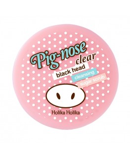 Holika Holika Pig Nose Clear Blackhead Cleansing Sugar Scrub 25gr