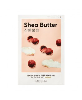 Missha Airy Fit Sheet Mask Green Tea