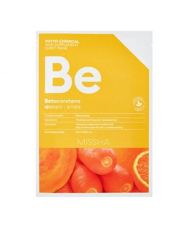Missha Phytochemical Skin Supplement Sheet Mask