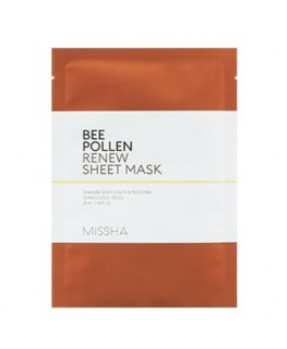 Missha Bee Pollen Renew Sheet Mask