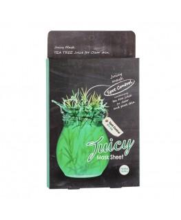 Holika Holika Juicy Mask Sheet Tea Tree 5tk