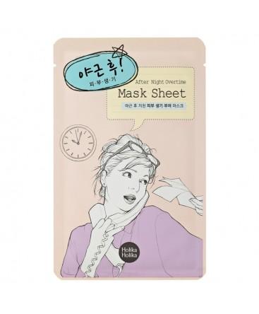 Holika Holika After Mask Sheet - After Working Overtime