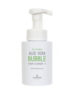 The Skin House Aloe Vera Bubble Foam Cleanser 300ml