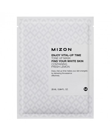Mizon Enjoy Vital-Up Time Tone Up Mask