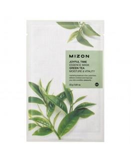 Mizon Joyful Time Essence Green Tea Mask