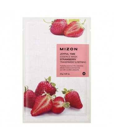 Mizon Joyful Time Essence Acerola Mask