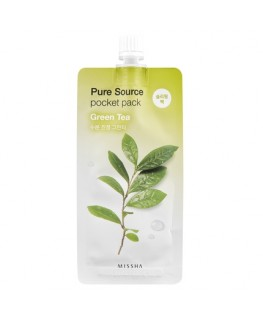 Missha Pure Source Pocket Pack Green Tea 10ml