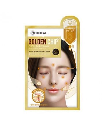 Mediheal Circle Point Golden Chip Mask