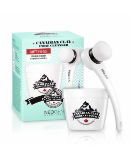 Neogen Canadian Clay Pore Cleanser Brush Kit