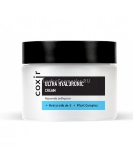 Coxir Ultra Hyaluronic Cream 50ml