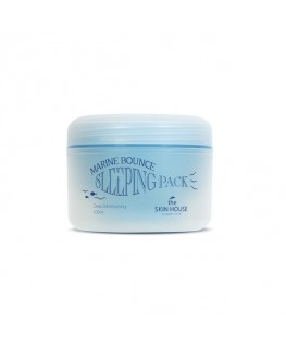 The Skin House Marine Bounce Sleeping Pack 100ml