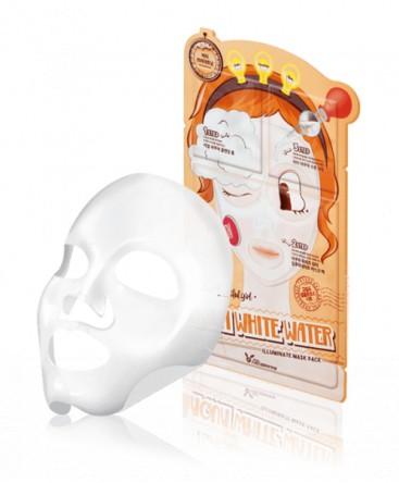 Elizavecca 3 Step Aqua White Water Illuminate Mask Pack