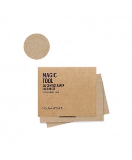 Holika Holika Magic Tool Oil Control Paper 100 tk