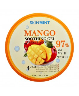 SKINMINT Mango 97% Soothing Gel 300ml