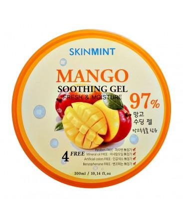 SKINMINT Mango 97% Soothing Gel 300ml