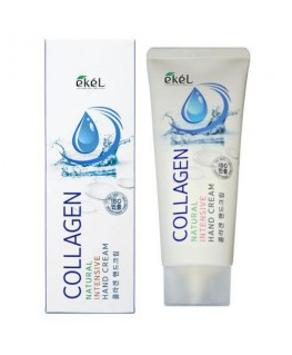 EKEL Natural Intensive Hand Cream Collagen 100ml